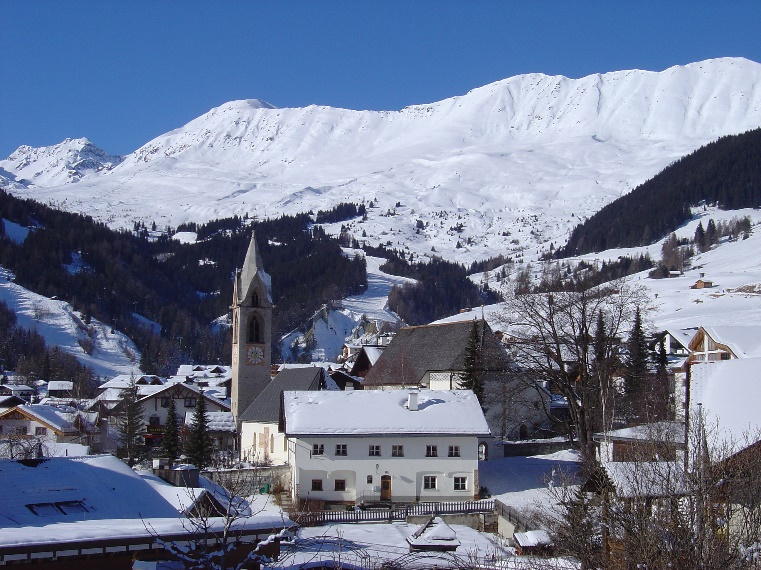 Town of Serfaus